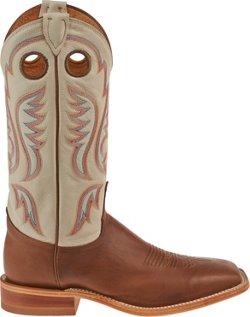 Justin Men's Calfskin Bent Rail Boots