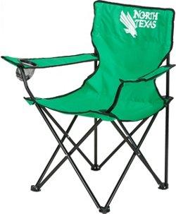 Logo™ University of North Texas Quad Chair