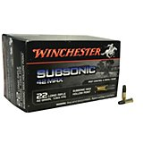 Winchester Max .22LR 42-Grain SubSonic Hollow Point Rimfire Rifle Ammunition
