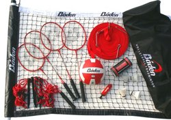 Champion Series Volleyball/Badminton Set