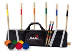 Deluxe Series Croquet Set