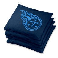 Wild Sports Tennessee Titans Bean Bags 4-Pack
