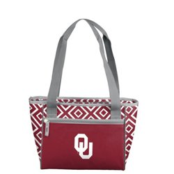 Logo™ University of Oklahoma Double Diamond 16-Can Cooler Tote