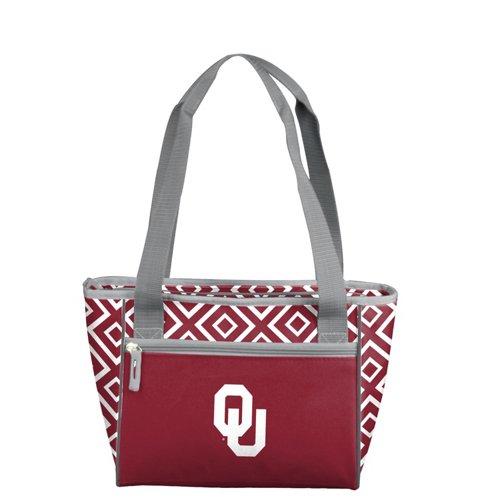 Logo™ University of Oklahoma Double Diamond 16-Can Cooler Tote