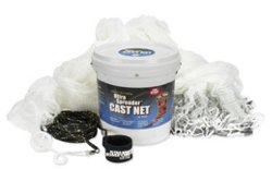Fitec Super Spreader GS1500 12' Mesh Cast Net