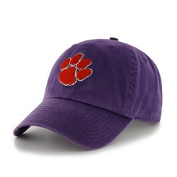 best sneakers 2f9f1 2cb45 ... netherlands 47 mens clemson university clean up cap 65b10 ad1d8
