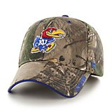 the best attitude 28bee 206b2 Adults  University of Kansas Realtree Frost  47 MVP Cap