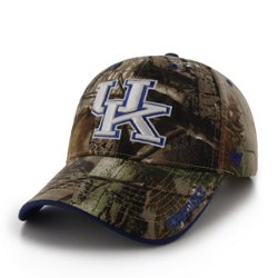Adults' University of Kentucky Realtree Frost MVP Cap
