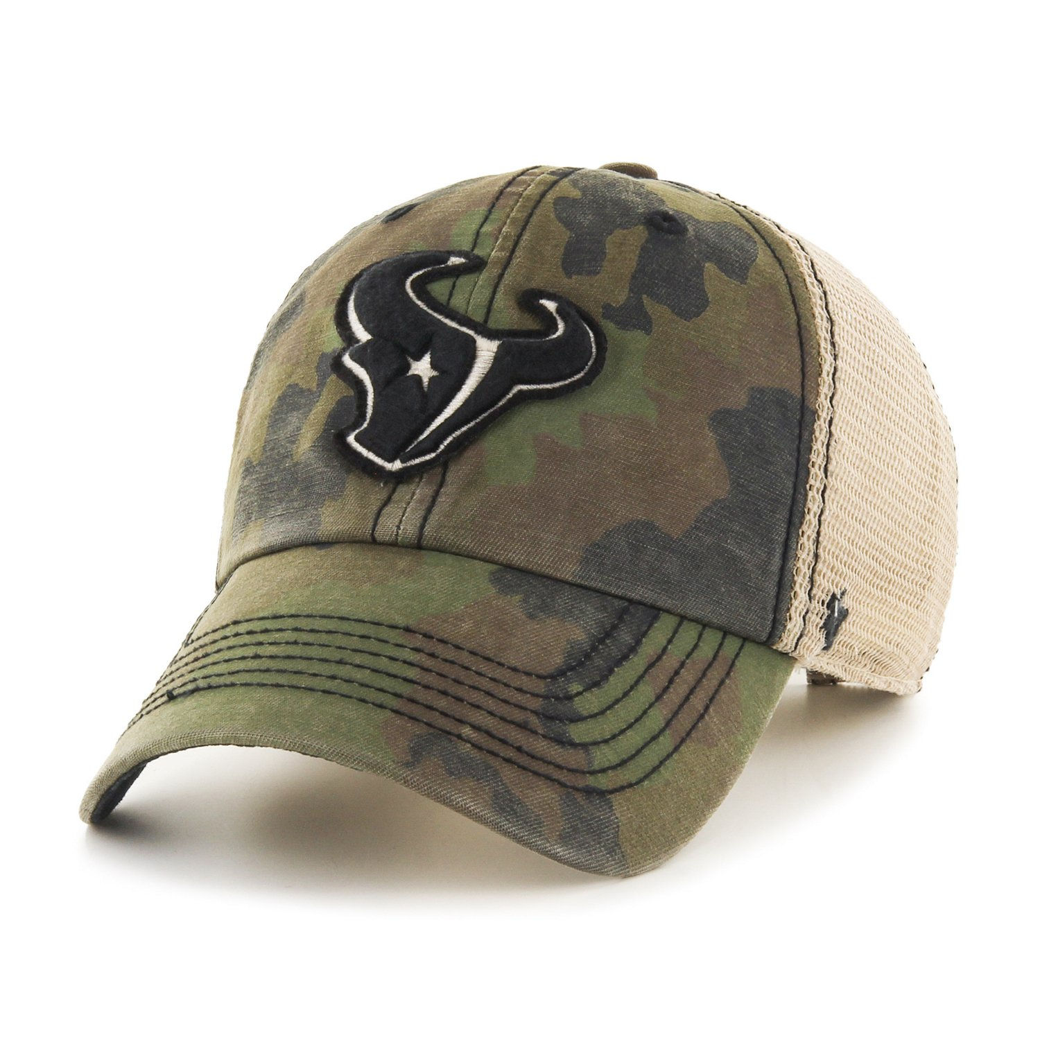5f7f6bb866dba Display product reviews for  47 Adults  Houston Texans Burnett  47 Clean Up  Camo