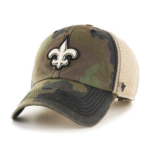 '47 Adults' New Orleans Saints Burnett '47 Clean Up Cap