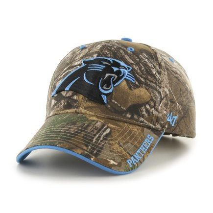 more photos 37f4f 88f9c ... spain 47 adults carolina panthers realtree frost mvp cap 08d5a 194f9
