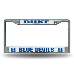 Rico Duke University Chrome License Plate Frame