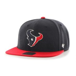 '47 Kids' Houston Texans Lil Shot 2-Tone Captain Cap