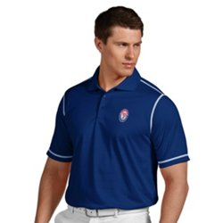 Men's Texas Rangers Icon Polo Shirt