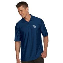 Antigua Men's Tampa Bay Rays Illusion Polo Shirt