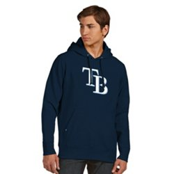 Antigua Men's Tampa Bay Rays Signature Pullover Hoodie
