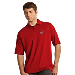 Antigua Men's St. Louis Cardinals Exceed Polo Shirt