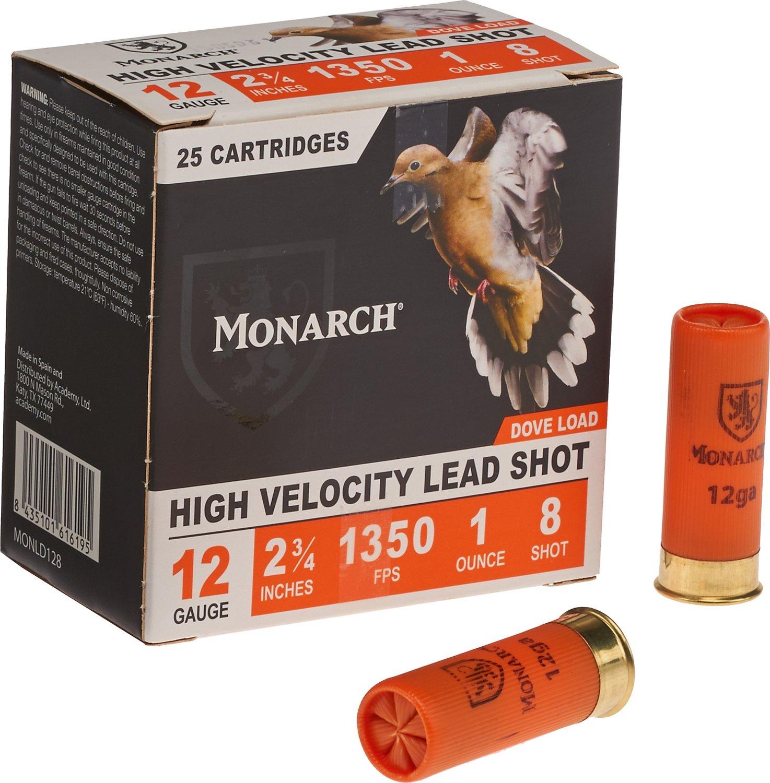 Monarch® Light Dove 12 Gauge Shotshells