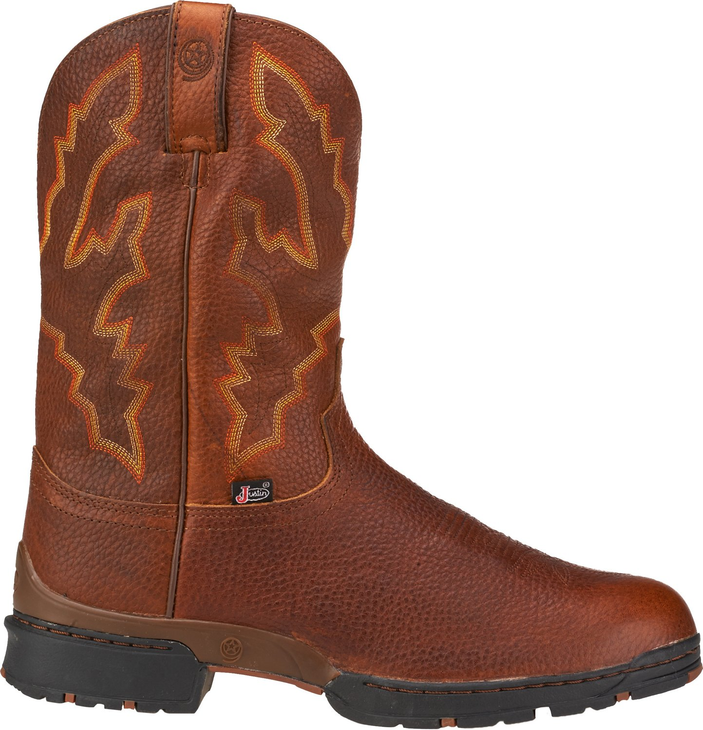 c9ee63b9e575 Display product reviews for Justin Men's George Strait Western Boots