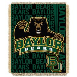 Baylor University Double Play Woven Jacquard Throw
