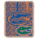 The Northwest Company University of Florida Double Play Woven Jacquard Throw
