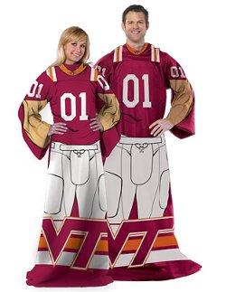 The Northwest Company Virginia Tech Uniform Comfy Throw