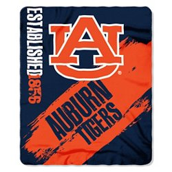 The Northwest Company Auburn University Painted Fleece Throw