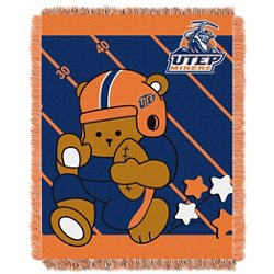 University of Texas at El Paso Fullback Woven Jacquard Throw