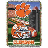 The Northwest Company Clemson University Home Field Advantage Tapestry Throw