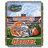 The Northwest Company University of Florida Home Field Advantage Tapestry Throw