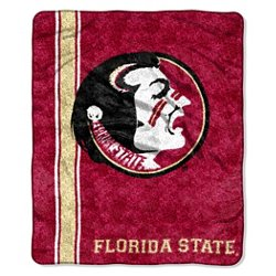 The Northwest Company Florida State University Jersey Sherpa Throw
