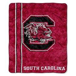 The Northwest Company University of South Carolina Jersey Sherpa Throw