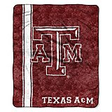 The Northwest Company Texas A&M University Jersey Sherpa Throw
