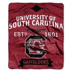 The Northwest Company University of South Carolina Label Raschel Throw