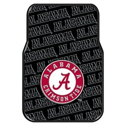 The Northwest Company University of Alabama Car Floor Mats 2-Pack