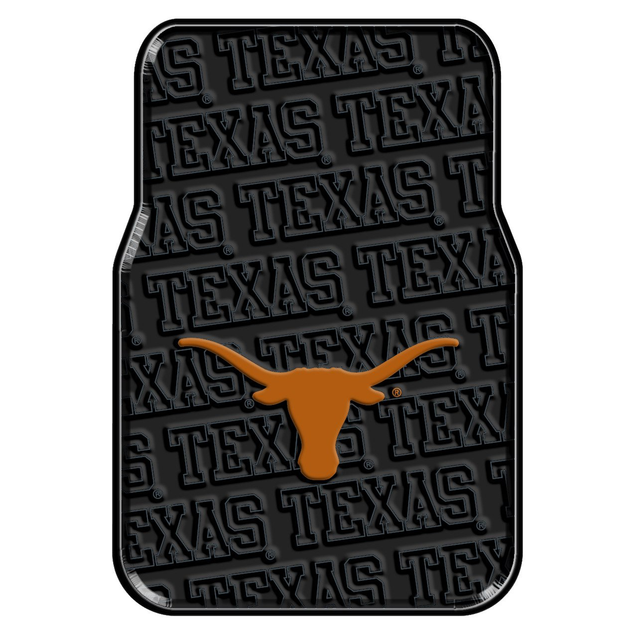 Display product reviews for The Northwest Company University of Texas Front Car Floor Mats 2-Pack
