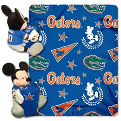 The Northwest Company University of Florida Mickey Mouse Hugger and Fleece Throw Set