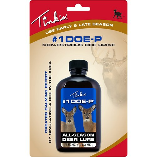 Tink's #1 Doe-P 4 oz. Deer Lure