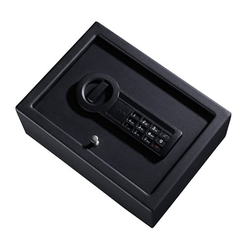 Stack-On Drawer Safe with Electric Lock