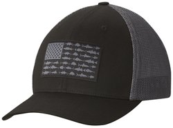 Columbia Sportswear Adults' Performance Fishing Gear Mesh Ball Cap