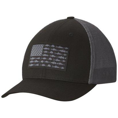 Columbia Sportswear Adults  Performance Fishing Gear Mesh Ball Cap ... 6649eaf5deb