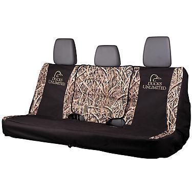 Mossy Oak Seat Covers >> Ducks Unlimited Mossy Oak Camo Fs Bench Seat Cover