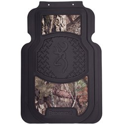 Mossy Oak Break-Up® COUNTRY Buckmark Floor Mat