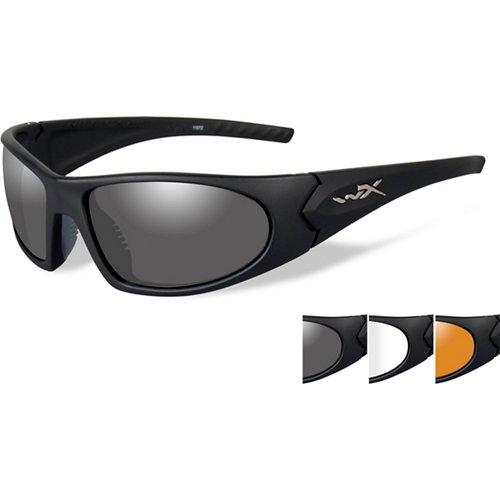 Wiley X Adults' ROMER 3 Interchangeable Ballistic Eyewear