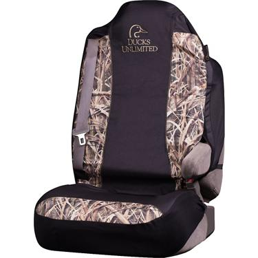 Ducks Unlimited Seat Covers >> Ducks Unlimited Mossy Oak Camo Universal Seat Cover Academy