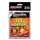 Grabber Toe Warmers 3 Pairs