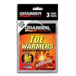 Toe Warmers 3 Pairs