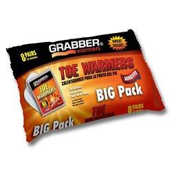 Toe Warmers 16-Pack