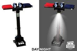 BAGGO® Caddy LITE Lighted Shafts 2-Pack