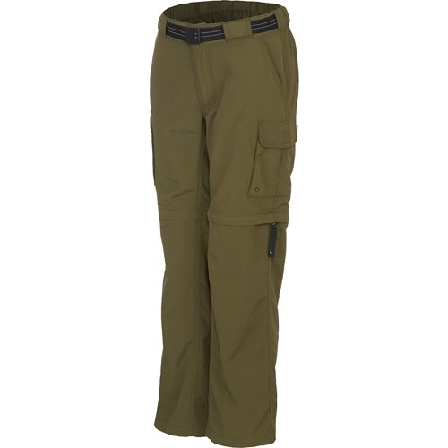 Magellan Outdoors Boys' Back Country Zip Off Pant